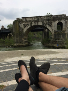 Where To Go In Rome - Isola Tiberina