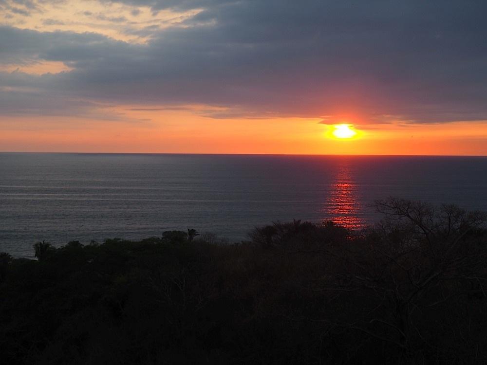 Sunset in Sayulita - Casa Jubiloso