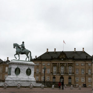 Amalienborg - Copenhagen Walking Tour