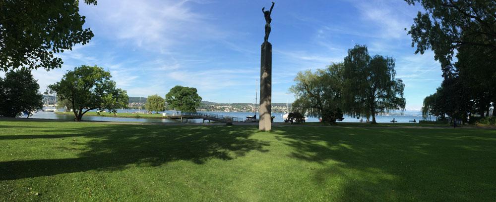 Best Things To Do In Zurich - Landiwiese