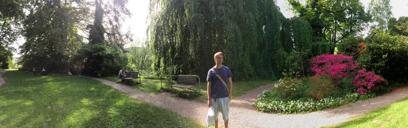 Best Things To Do In Zurich - Alter Botanischer Garten