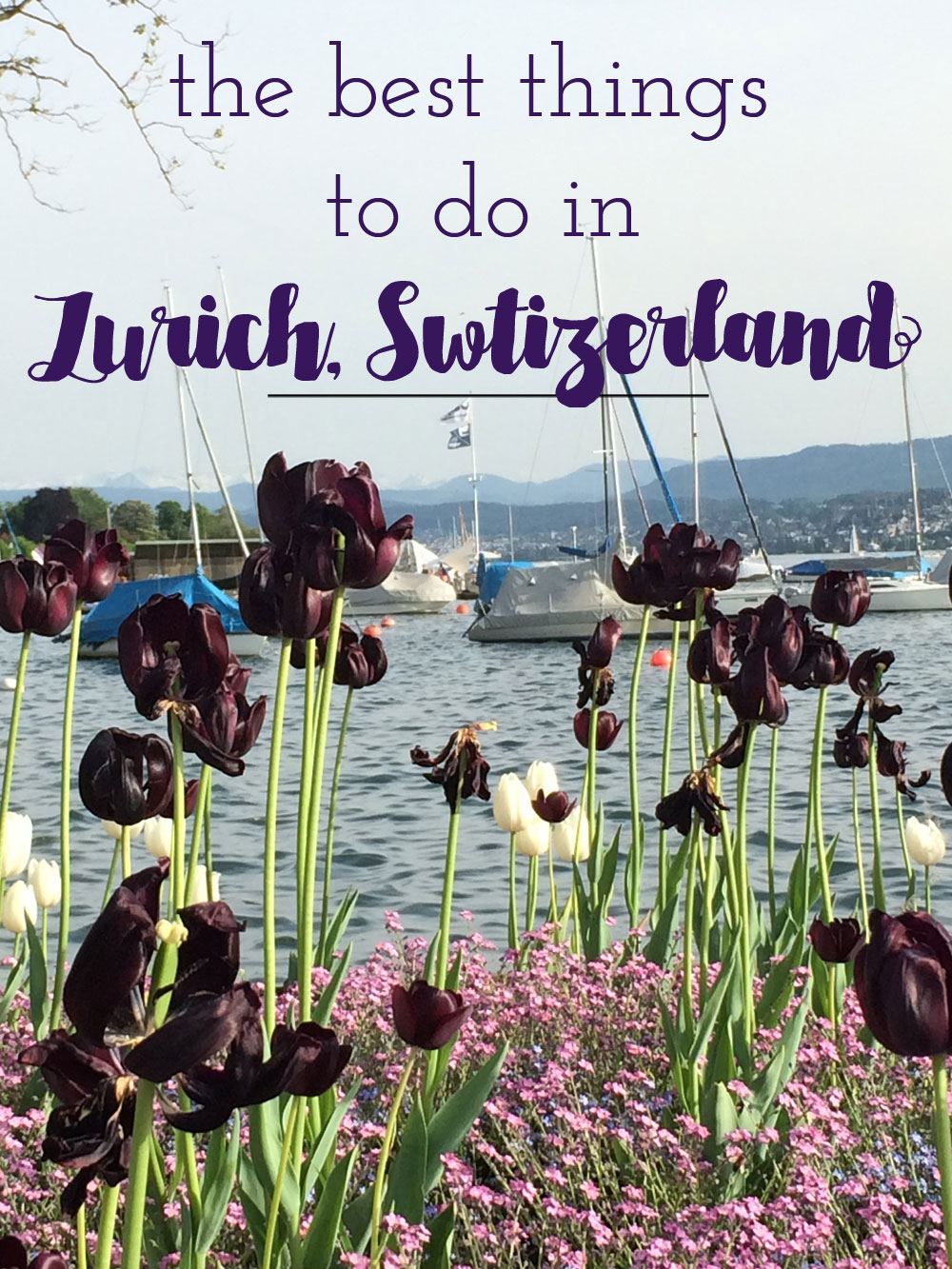 The Bets Things To Do In Zurich