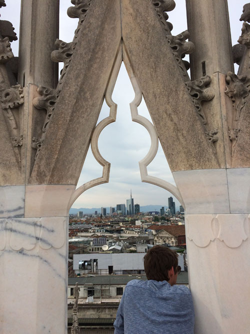 What To Do In Milan - Climb the Duomo